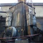 Tour de lavage des fumées SGL Carbon