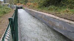 Réparation du Canal du Breda