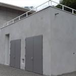 CONSTRUCTION  I LOCAL GROUPE ELECTROGENE - USINE EDF DE RANDENS