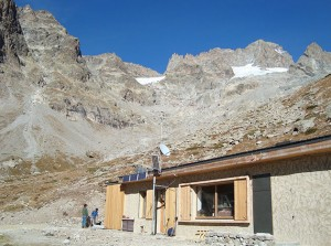 REFUGE DE TEMPLE ECRINS