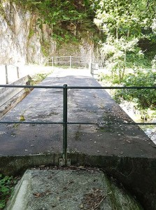 PONT CANAL DE FONTANUS