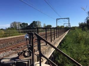 SNCF RESEAU VIADUC SUR L'ARDECHE